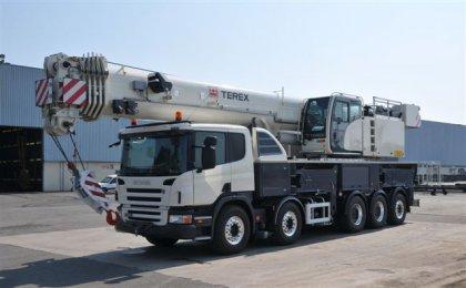 Автокран Roadmaster 8000 от Terex