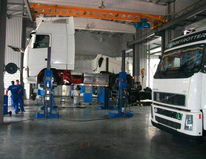 Volvo Trucks в Брянске