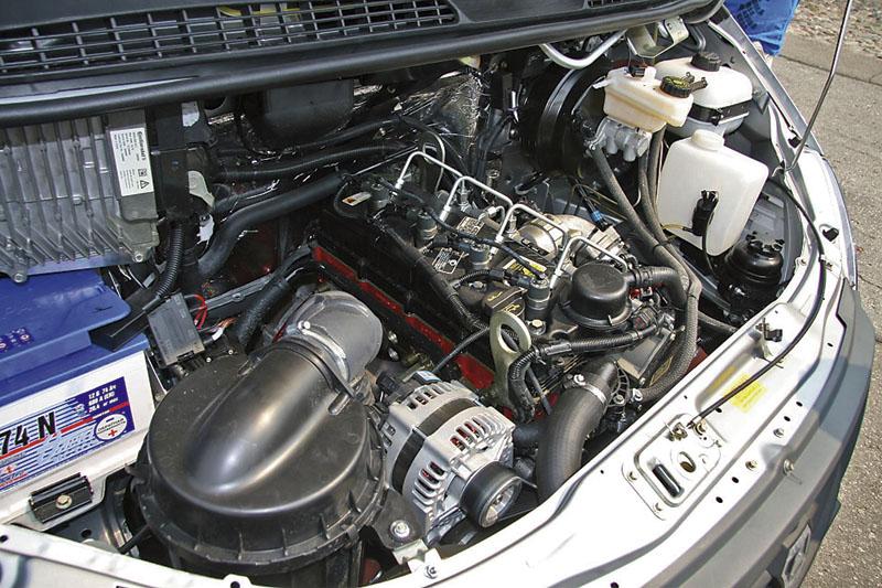 Дизельный двигатель в газель