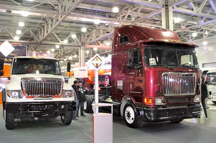 Особенности национальной сборки грузовиков