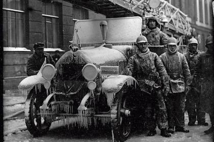 Архивные пожарные. Выставка имени Б.И. Кончаева