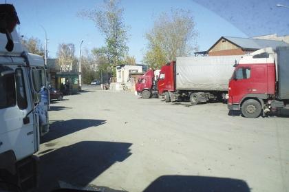 ГИБДД проверит стоянки перевозчиков