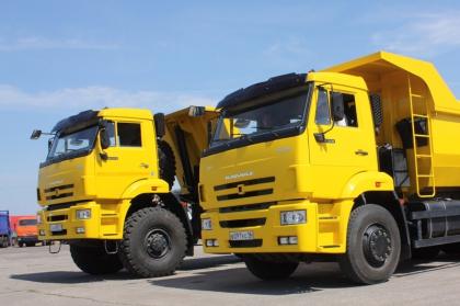 Выпуск грузовых автомобилей. Итоги 2010.