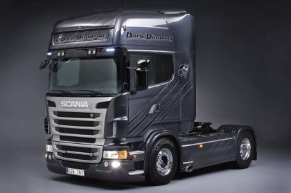 Тягачи Haute Couture: Mercedes-Benz, DAF, Renault и Scania