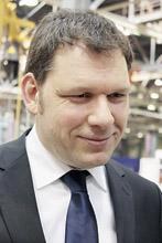 Б. Биллих, Генеральный директор «Мерседес-Бенц Тракс Восток».