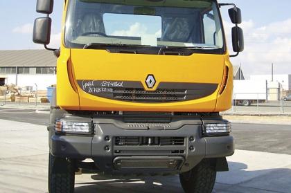 На КрАЗ установят кабины Renault