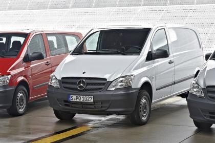 Малотоннажники с полным приводом от Mercedes-Benz пришли в Россию