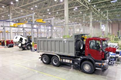 Владимир Путин ждет расширения производства Volvo и Scania в России
