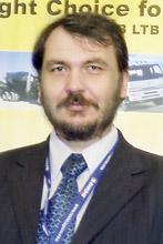 Константин Павлов, директор завода по восстановлению компании «Хорошие колеса»