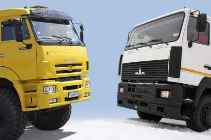 Белоруссия и Россия к концу года планируют создать «Росбелавто»