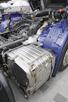 Маркетинговый удар. Scania и Euro-6
