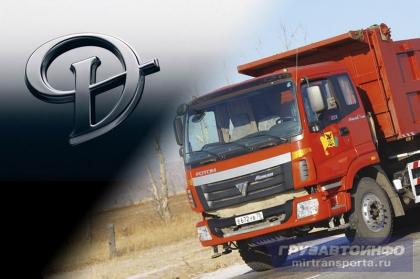 Daimler и Foton создают СП в Китае