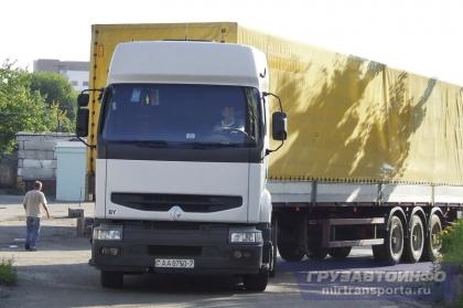Renault Premium. Опыт эксплуатации