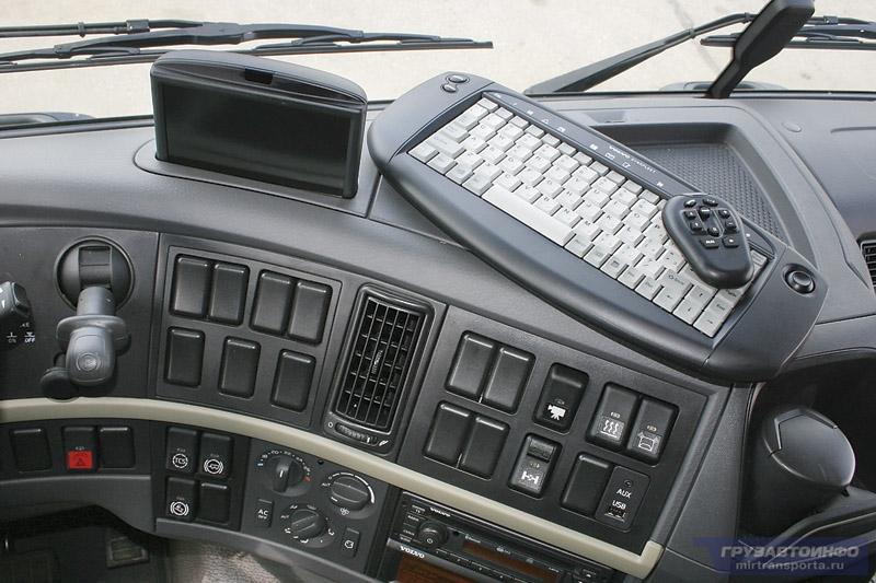 Выдвижной монитор в авто