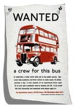 Двухэтажный автобус — легенда Лондона