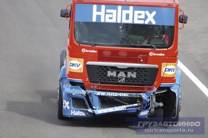 Truck Battle — грузовая битва в России