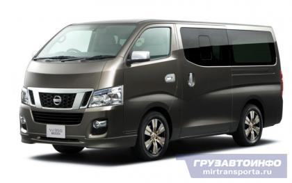 Nissan  выводит на рынок фургон с кнопкой запуска двигателя