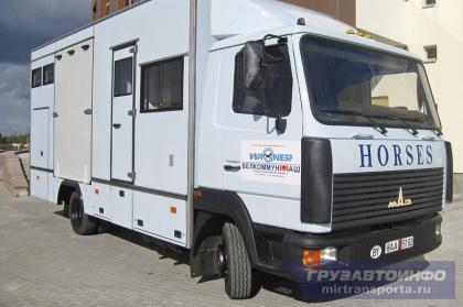 МАЗ-437143-350 — коневоз завода тролейбусов