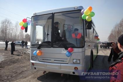 В Новосибирске троллейбус научили ездить без проводов