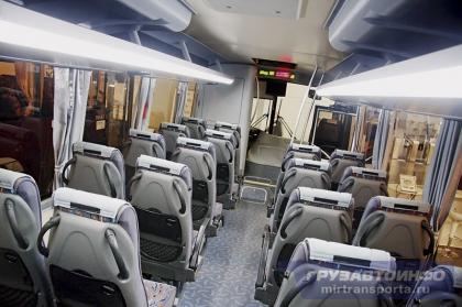 Пассажирский «МАФ». Отчет о выставке