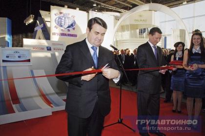 Сезон глобальности на международном форуме «Транспорт России»