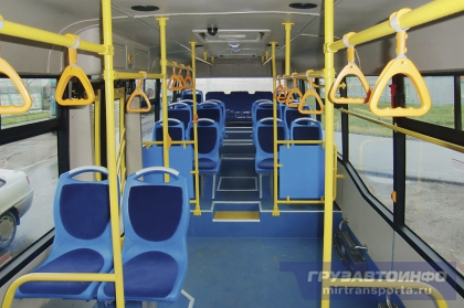Длинные маршруты, да малые машины. Автобусы Golden Dragon и Higer