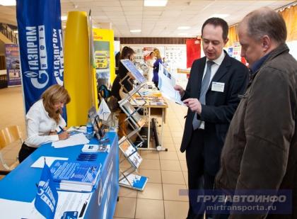 «Газпромнефть-Северо-Запад» — участник выставки «АСМАП-НЕВА-ТРАК-2012»