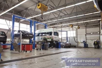 Сервисное обслуживание LCV Ford в Северо-Западном регионе