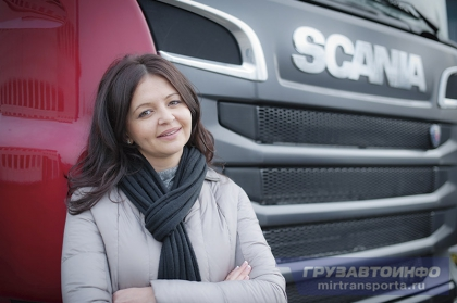 Бизнес со стилем. Компания «Нордленд» и ее тягач Scania R620 Dark Diamond