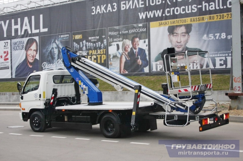 Подъемная сила спецнадстроек СТТ' 2012