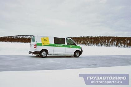 Готовь сани летом. Тест зимних шин для коммерческого транспорта