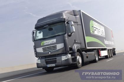 Renault Trucks собирается обновить модельный ряд грузовиков