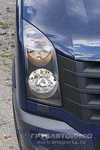 Тест Volkswagen New Crafter — дежавю с вариациями