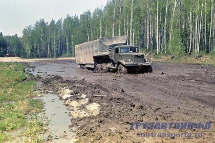 КрАЗ-255Б — легенда о «Лаптежнике»