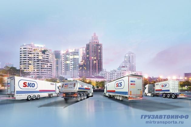 Schmitz Cargobull локализуется в Санкт-Петербурге
