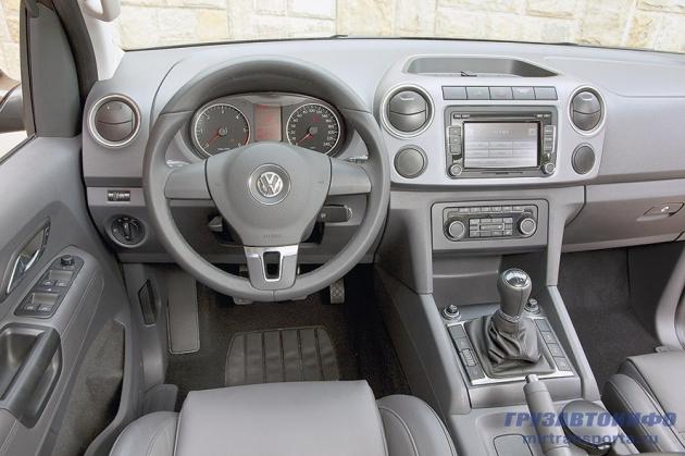 Волк и бродяга. Volkswagen Amarock и Ford Ranger