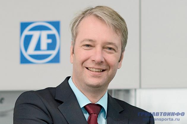 Рекордный оборот ZF Friedrichshafen