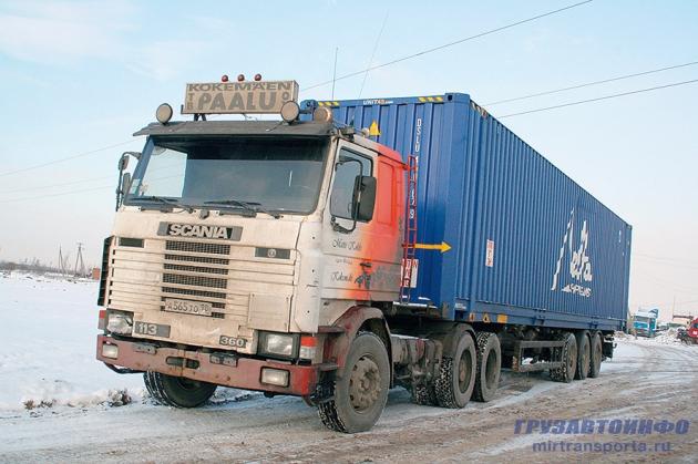 Возвращение грузовиков Scania Streamline